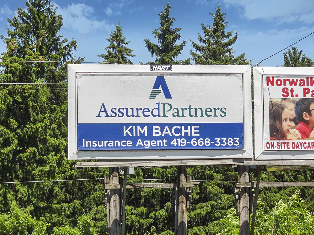 image of Assured Partners Insurance Agent's junior poster ad