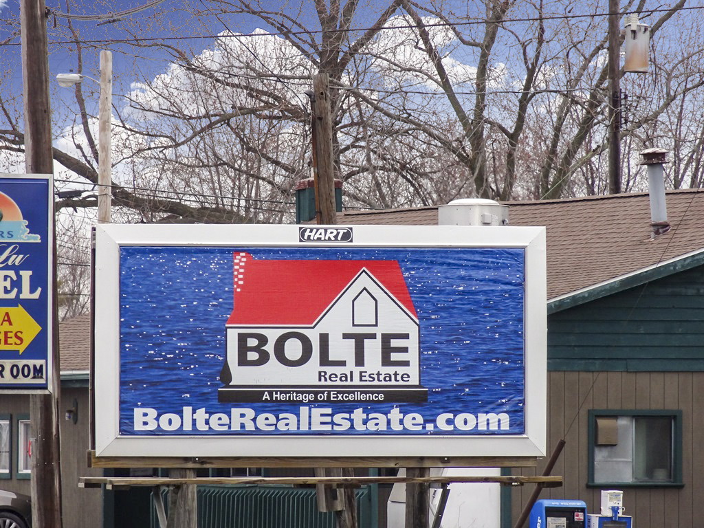 image of a general branding ad for Bolte Real Estate