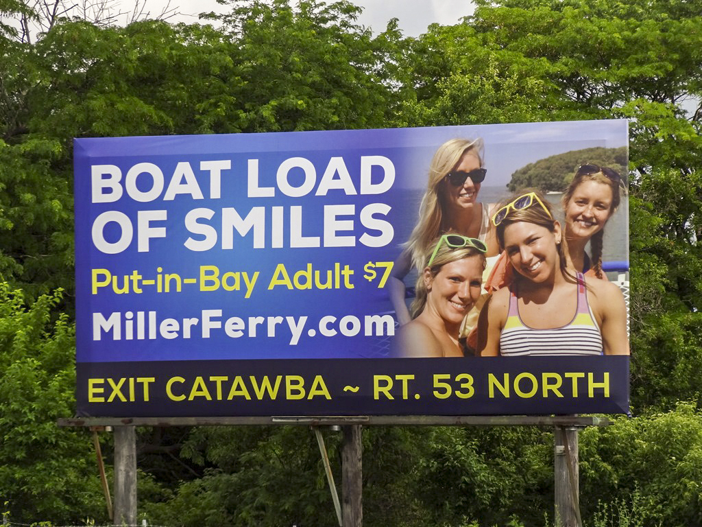 image of Miller Ferry's poster campaign